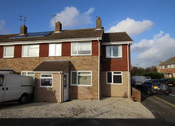 Thumbnail 4 bed end terrace house for sale in Freshbrook Road, Lancing, West Sussex.