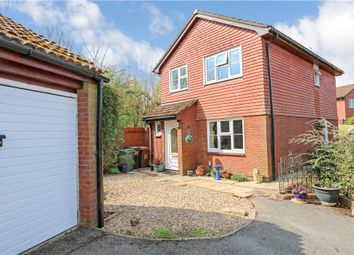 Thumbnail 4 bed detached house for sale in Feltham Close, Romsey, Hampshire
