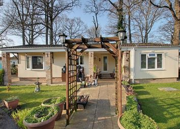 Thumbnail 2 bed detached bungalow for sale in Trowbridge Lodge Park, Hilperton, Trowbridge
