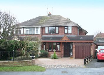 Thumbnail 3 bed semi-detached house for sale in Planks Lane, Wombourne, Wolverhampton