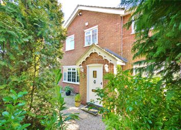 Thumbnail 4 bed detached house for sale in Greensted Road, Ongar, Essex