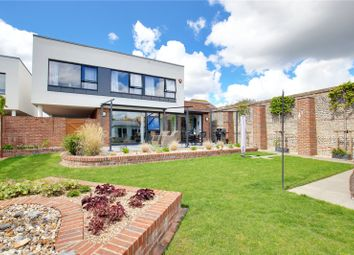 Thumbnail 4 bed detached house for sale in Sea Lane, Goring By Sea, Worthing, West Sussex