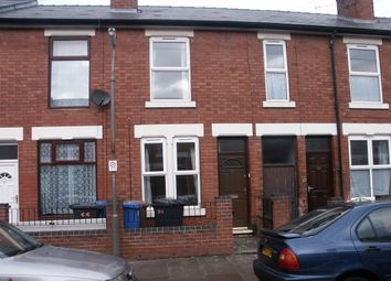 Thumbnail 2 bed terraced house to rent in Sutherland Road, Peartree, Derby