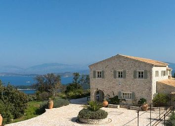 Thumbnail 5 bed villa for sale in St. George S House, Kassiopi, Ionian Islands, Greece