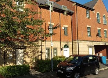 Thumbnail 4 bed flat for sale in Schuster Road, Manchester
