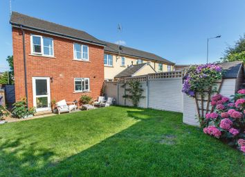 Thumbnail 3 bed end terrace house for sale in Hedge Row Close, Copplestone, Crediton