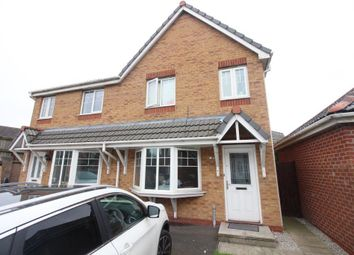 Thumbnail 4 bed semi-detached house for sale in Coopers Way, Blackpool, Lancashire