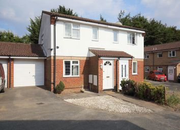 Thumbnail 2 bed semi-detached house for sale in The Homestead, High Wycombe