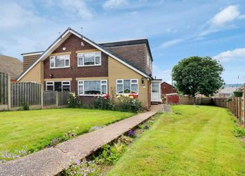 Thumbnail 4 bed semi-detached house for sale in Kilpin Hill Lane, Dewsbury