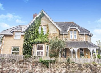 Thumbnail 4 bed property for sale in Newport Road, Ventnor