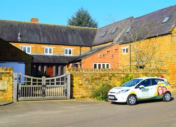 Thumbnail 4 bed detached house to rent in Upper Harlestone, Northampton