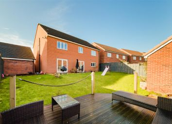 Thumbnail 5 bed detached house for sale in Biddestone Avenue, Badbury Park, Swindon