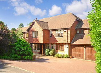 Thumbnail 5 bed detached house for sale in Melfort Road, Crowborough, East Sussex