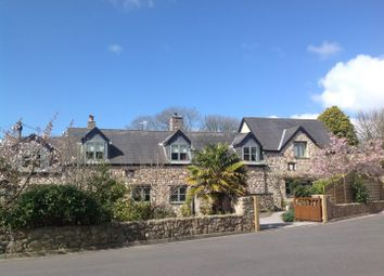 Thumbnail 4 bed detached house for sale in The Great House Barn, Horton, Gower, Swansea