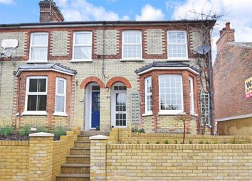 Thumbnail 3 bed end terrace house for sale in Woodnesborough Road, Sandwich, Kent