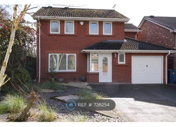 Thumbnail 4 bed detached house to rent in Sheringham Covert, Stafford