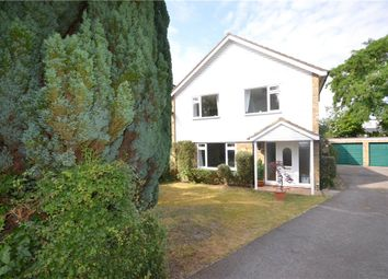 Thumbnail 4 bed detached house for sale in Woolford Close, Winkfield Row, Berkshire