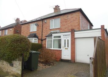 Thumbnail 2 bedroom semi-detached house for sale in Ivy Road, Forest Hall, Newcastle Upon Tyne