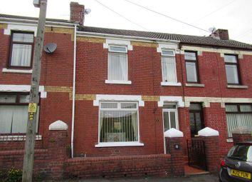 Thumbnail 3 bed terraced house for sale in Garnwen Road, Maesteg, Bridgend.