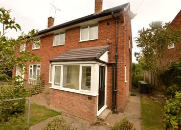 Thumbnail 2 bed semi-detached house for sale in Larkhill Close, Leeds