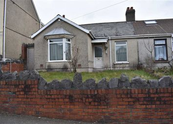 Thumbnail 3 bed semi-detached bungalow for sale in Pentregethin Road, Swansea