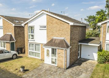 Thumbnail 3 bed detached house for sale in Lindum Place, St Albans, Hertfordshire