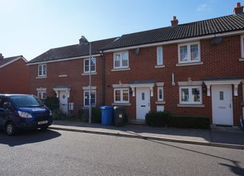 Thumbnail 2 bedroom terraced house to rent in Bull Road, Ipswich