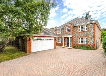 5 bed detached house for sale in Long Hill Road, Ascot, Berkshire SL5