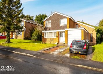Thumbnail 4 bed detached house for sale in Bromley Close, High Shincliffe, Durham