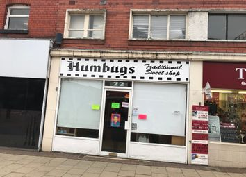 Thumbnail Retail premises to let in 22 Queensway, Crewe, Cheshire