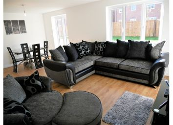 Thumbnail 3 bed detached house for sale in Holmes Drive, Hebburn