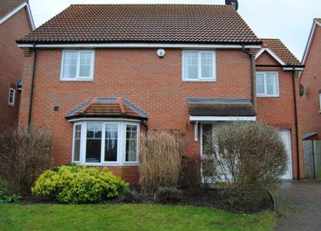 Thumbnail 5 bedroom detached house for sale in Edwardian Close, Shirley, Solihull