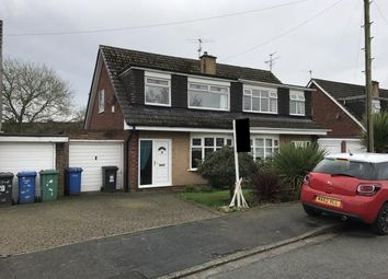 Thumbnail 3 bed semi-detached house for sale in Manston Road, Penketh, Warrington, Cheshire