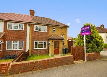 Thumbnail 3 bed semi-detached house for sale in Biggin Way, Crystal Palace