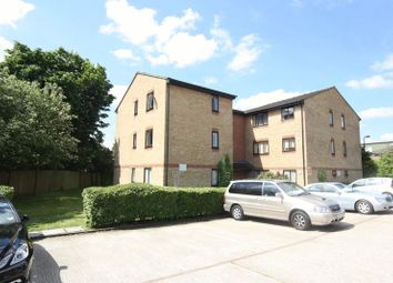 Thumbnail 2 bed flat for sale in Chartwell Close, Greenford