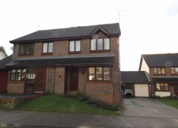 Thumbnail 3 bed semi-detached house for sale in Yewtree Grove, Kesgrave, Ipswich