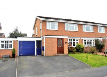 Thumbnail 3 bed semi-detached house for sale in Ford Road, Newport