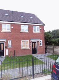 Thumbnail 3 bed town house to rent in Halesowen, West Midlands