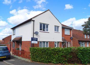 Thumbnail 1 bed end terrace house to rent in Challacombe, Furzton, Milton Keynes