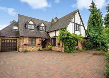 Thumbnail 5 bed detached house for sale in The Avenue, Wraysbury