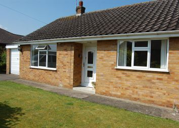 Thumbnail 2 bed detached bungalow to rent in Back Lane, Foston, Grantham