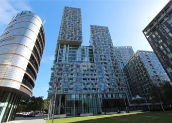 Thumbnail 1 bed property for sale in Duckman Tower, Lincoln Plaza, Canary Wharf, London