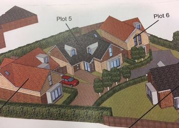 Thumbnail 3 bed detached house for sale in Stable Yard, High Street, Saxilby