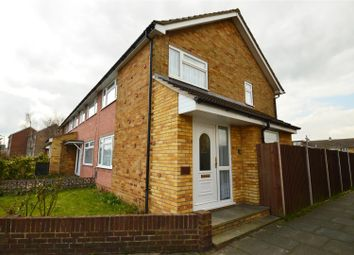 Thumbnail 3 bedroom end terrace house to rent in Leander Drive, Gravesend