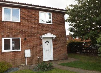 Thumbnail 1 bed property to rent in Linbridge Way, Luton