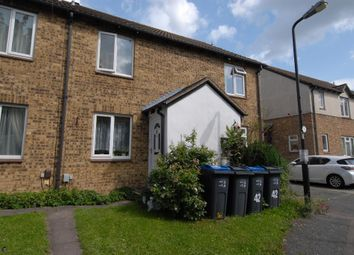 Thumbnail 2 bed terraced house to rent in Connaught Gardens, Morden