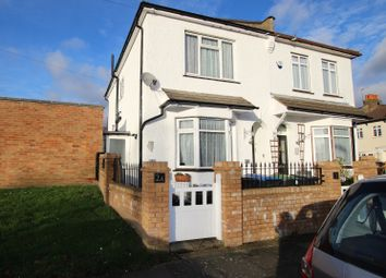 Thumbnail 1 bed flat for sale in Glenville Avenue, Enfield
