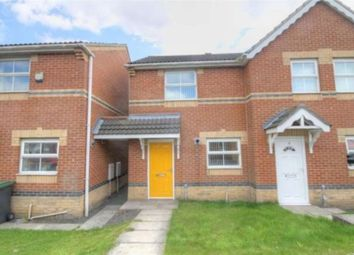 Thumbnail 2 bed end terrace house to rent in Stanley Burn View, New Kyo, Stanley, County Durham