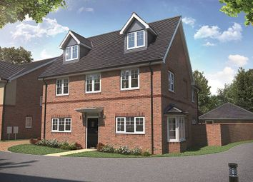 """Thumbnail 4 bed property for sale in """"The Oatvale"""" at Institute Road, Coopersale, Epping"""