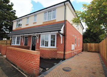 Thumbnail 3 bed semi-detached house for sale in Mirabella Close, Southampton